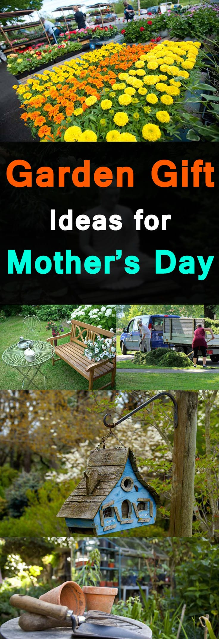 Mother's day is an ideal time to show affection to your mother. If your mommy loves gardening, make this mother's day special for her. Take inspiration from our mother's day gift ideas here.