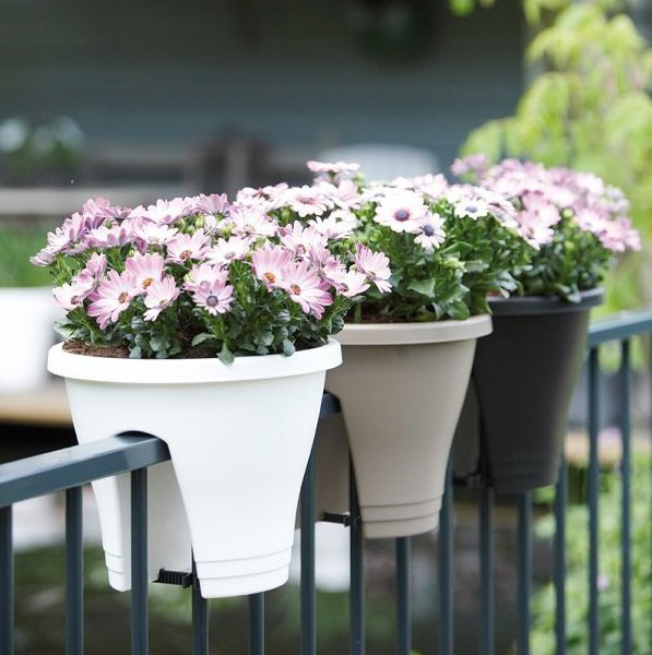 1 Balcony Planter Ideas
