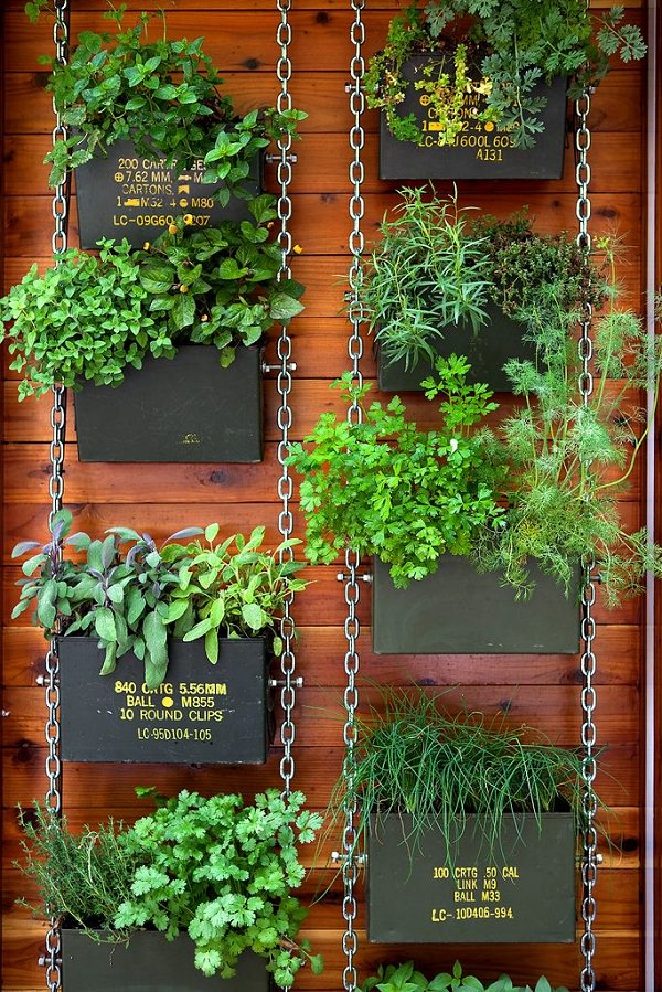 Balcony Vertical Garden 2 Mini Balcony Garden Web