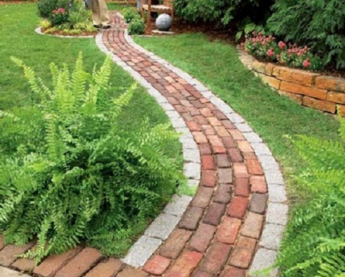 upcycled pathway