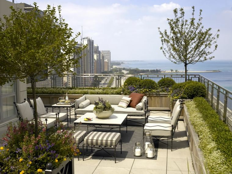 beautiful terrace garden (18)