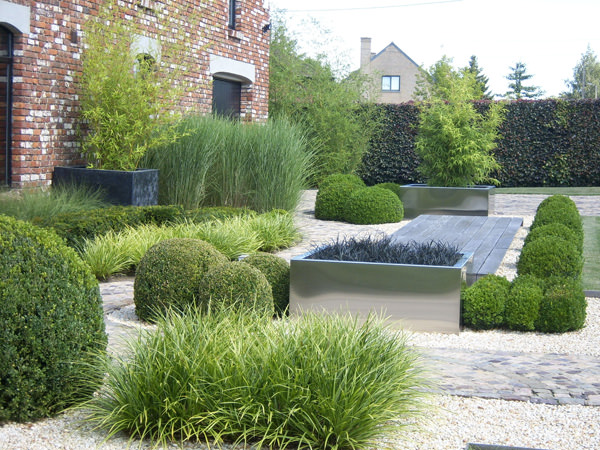 Wonderful Contemporary Garden_mini. Contemporary Gardens ...