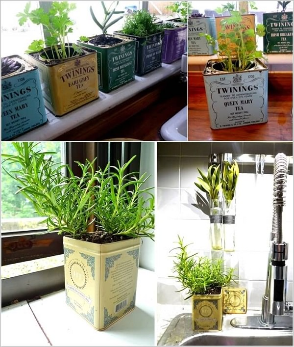 Vertical Herb Garden Ideas: 24 Indoor Herb Garden Ideas To Look For Inspiration