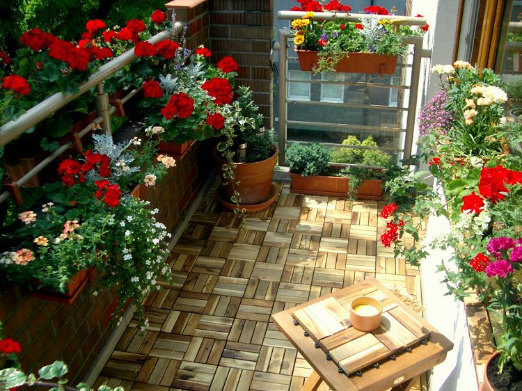 28 Tips For A Small Garden: 18 Balcony Gardening Tips To Follow Before Setting Up A
