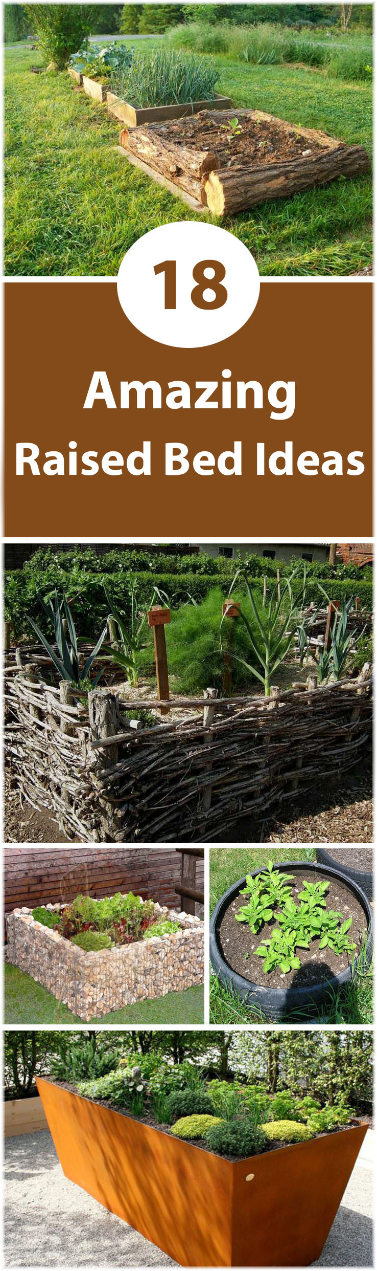 18 Great Raised Bed Ideas | Raised Bed Gardening | Balcony ... on raised flower beds, raised succulent garden, raised water garden, raised stone garden, raised tree garden, raised butterfly garden, raised shade garden, raised garden plants, raised berry garden, raised cactus garden, raised garden bed, raised container garden, raised rose garden, raised fire pit, raised rock garden, raised iris garden, raised herb garden, raised cottage garden, raised garden design, raised vegetable garden,