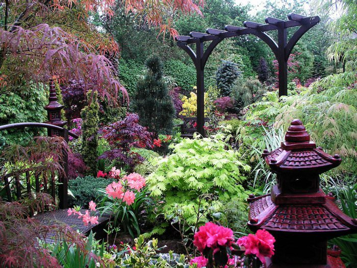 how to make feng shui garden