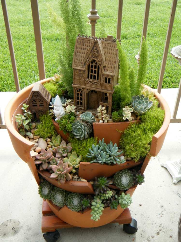 47 Succulent Planting Ideas With Tutorials Succulent Garden