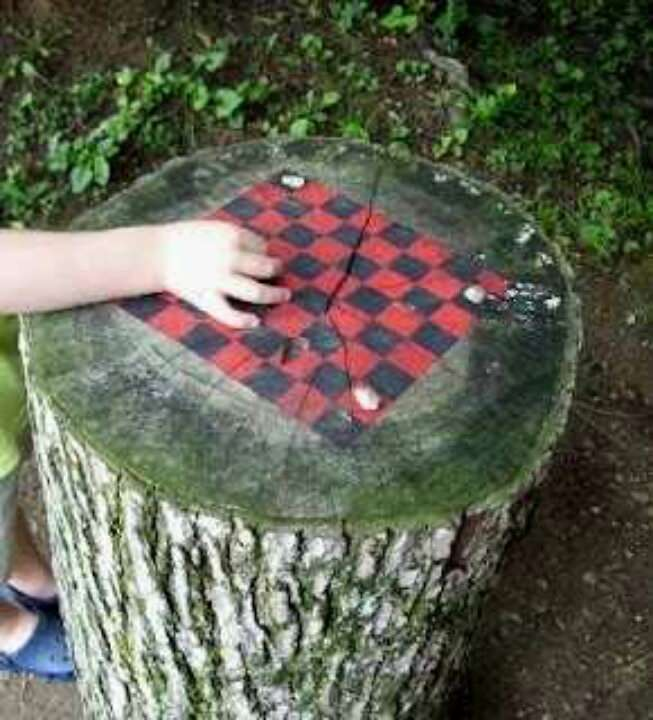 tree stump game