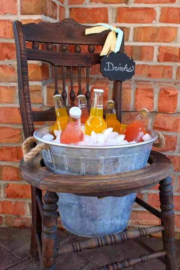 Diy Garden Furniture Ideas 11