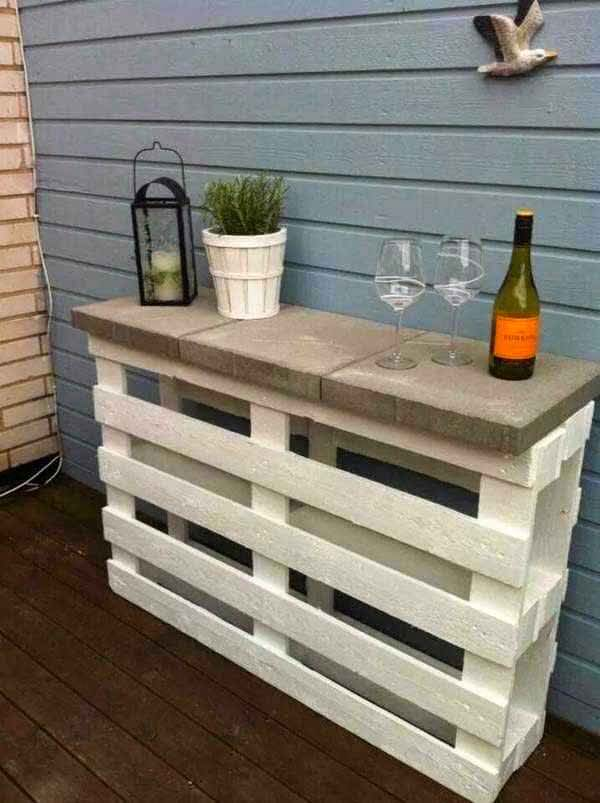 20 Amazing DIY Garden Furniture Ideas | DIY Patio & Outdoor ...