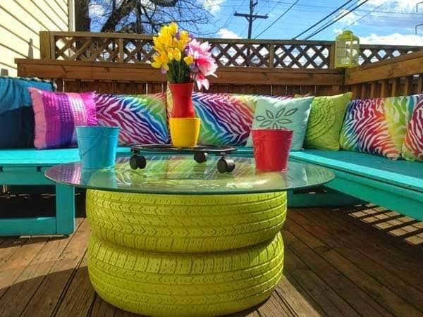 Diy Garden Furniture Ideas 4