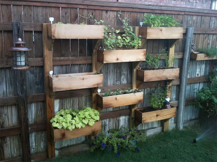 13 Garden Fence Decoration Ideas To Follow Balcony Garden Web