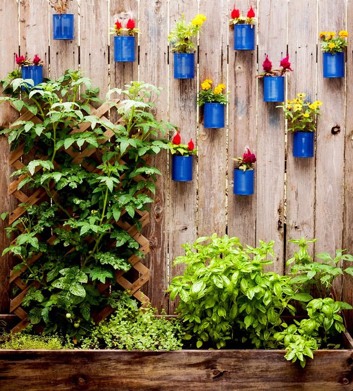 Garden Fence Ideas 7