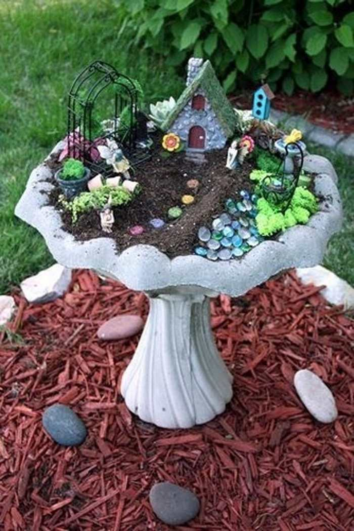Mini Fairy Garden Ideas