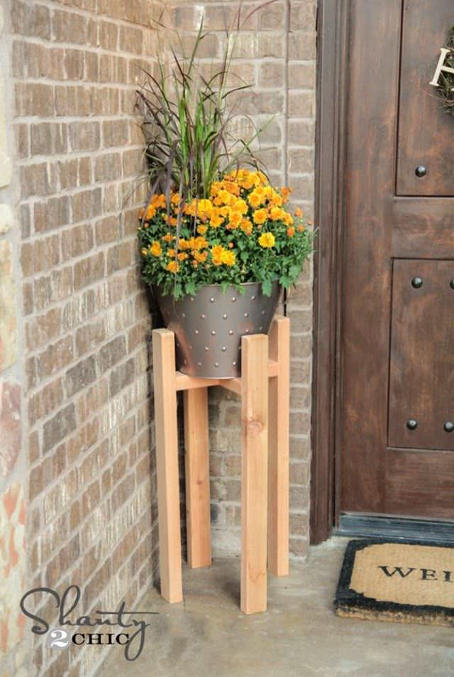 Best And Most Creative Diy Plant Stand Ideas For Inspiration