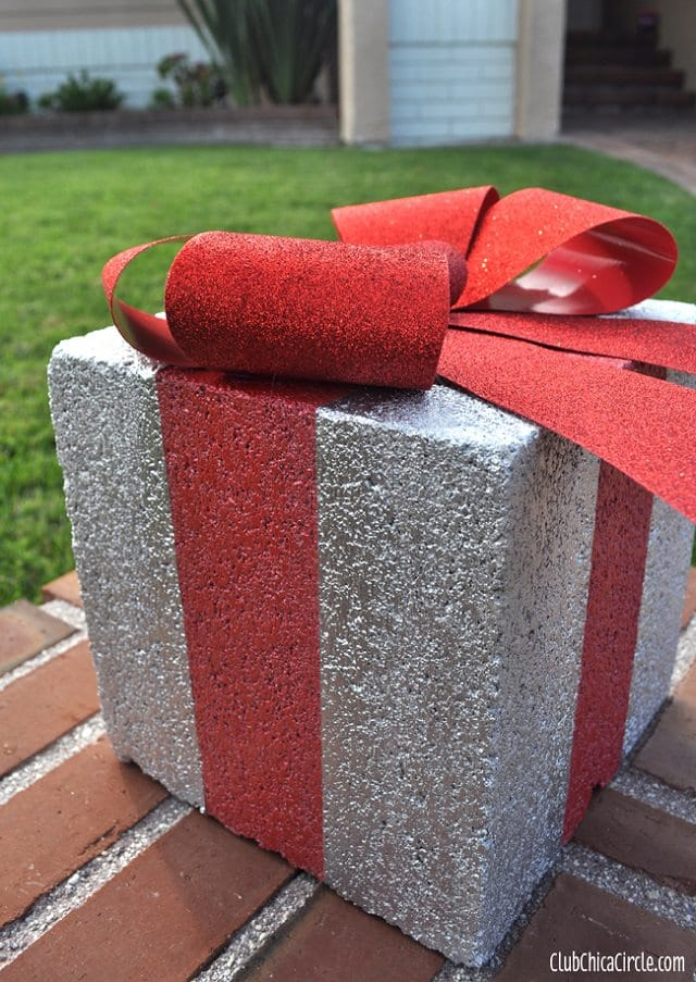cement-block-christmas-presents