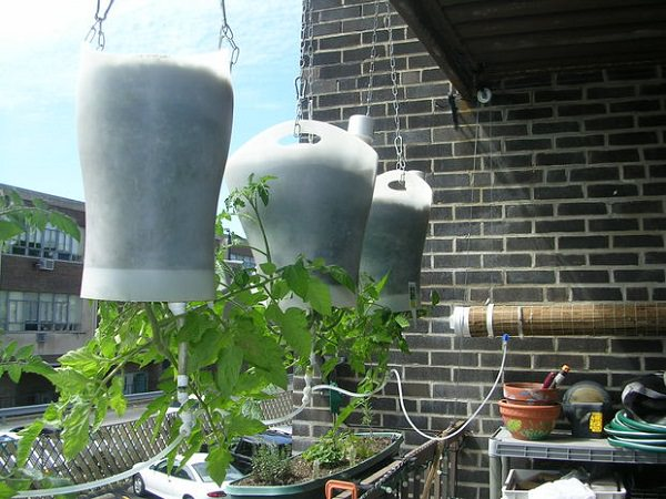 diy self watering container garden ideas 5