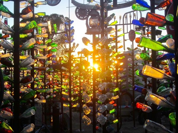 Bottle Tree Art