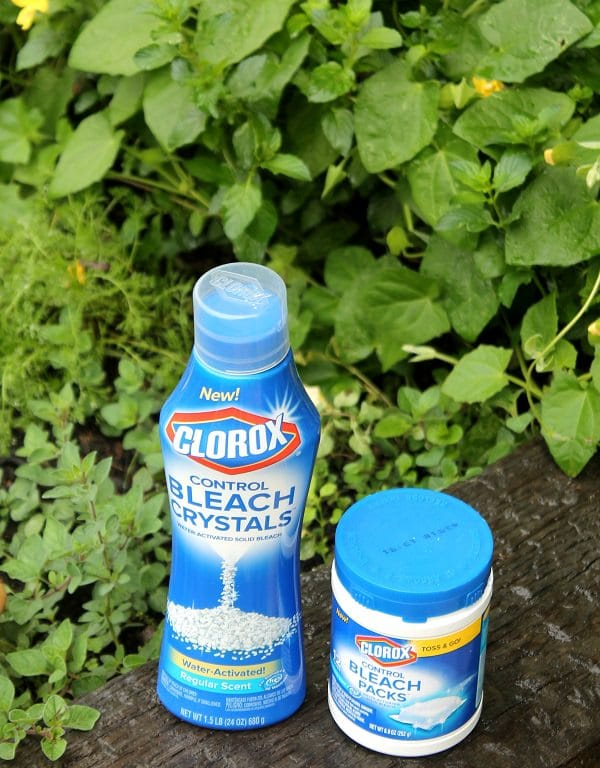 Bleach for Killing Weeds