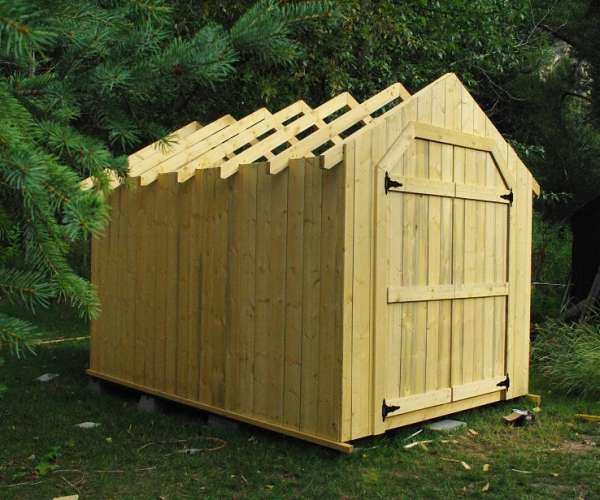 Exceptionnel Storage Sheds Are Ideal For Those Who Love DIY Outdoor Projects, When You  Need A Customized Building Or Are On A Tight Budget. Minimal Knowledge Is  Required ...