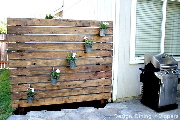 26 DIY Garden Privacy Ideas That Are Affordable & Incredible