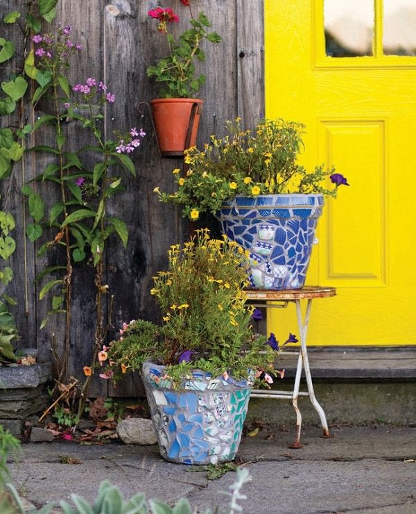 Diy Flower Gardening Ideas And Planter Projects: 100+ Exciting DIY Planter Ideas For Inspiration