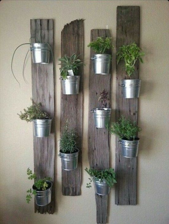 Grow More Plants Indoors Follow 16 Best Diy Vertical Pallet - Pallet-garden-ideas