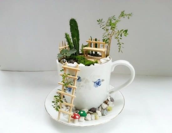 19 cute diy teacup garden ideas creative teacup planters balcony