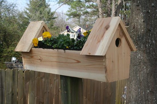 28 Best Diy Birdhouse Ideas With Plans And Tutorials Balcony Garden Web