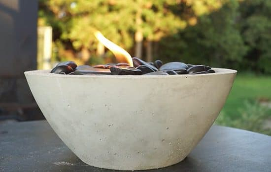Tabletop Fire Bowl Ideas