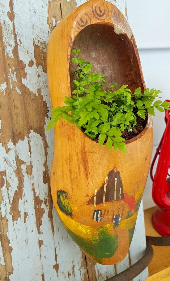 Start your 2019 gardening goals with these 60+ DIY Upcycled Garden Projects and repurpose old and unused objects into something useful in the garden!