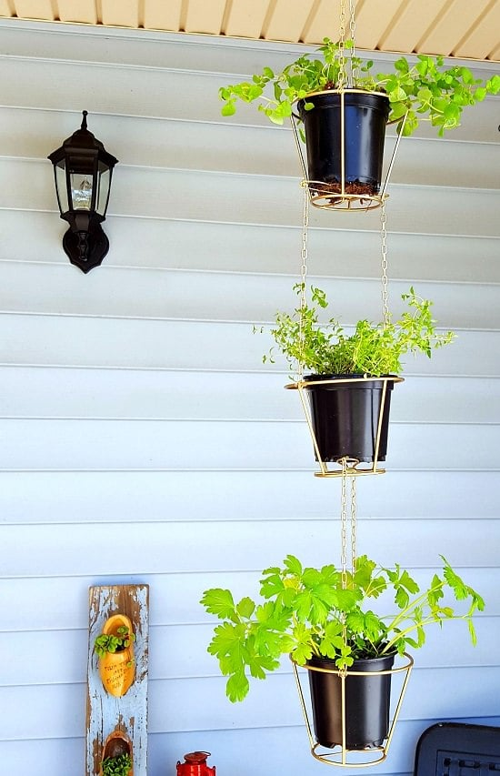 garden upcycle ideas