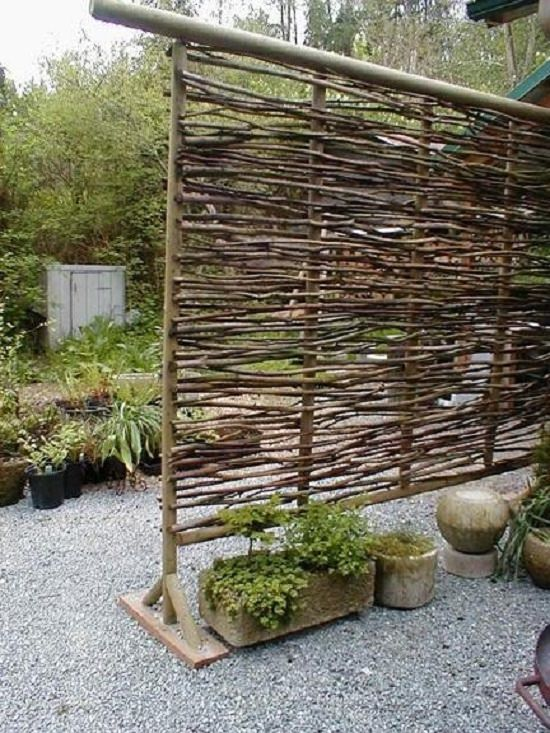 Wattle Fencing for Privacy