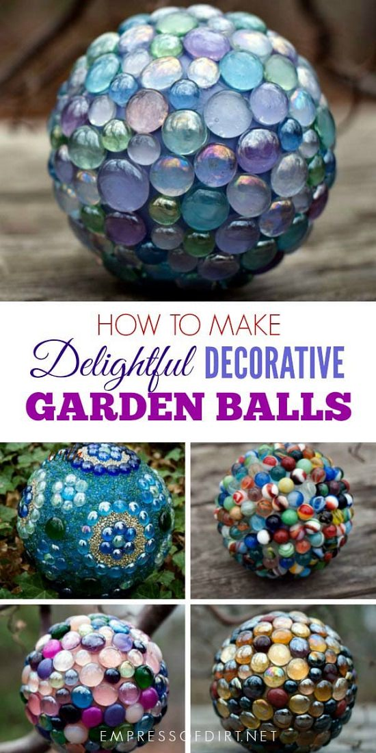 31 Diy Garden Ornaments Projects To Beautify Your Garden Balcony