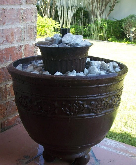 Award Winning Diy Container Water Fountain Project