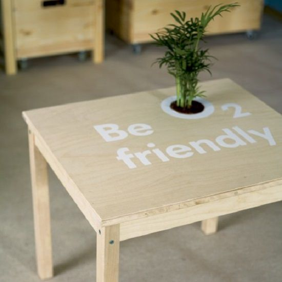 furniture planter diy