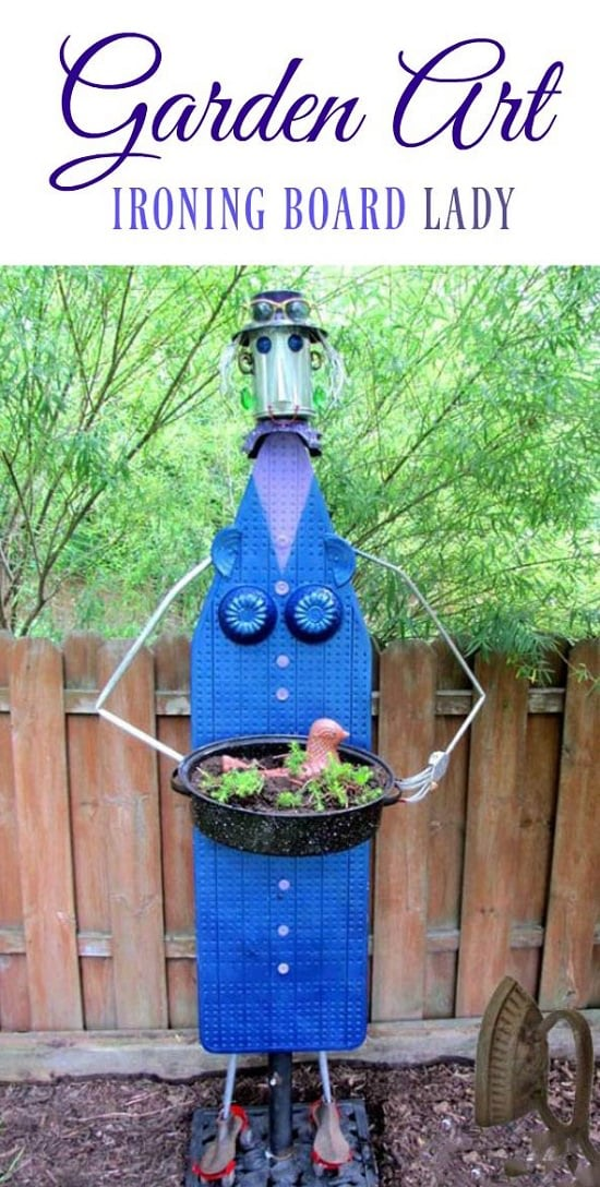 25 DIY Garden Projects Made Out Of Junk Items | Balcony ...