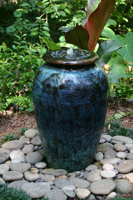 Diy Water Feature Focal Point