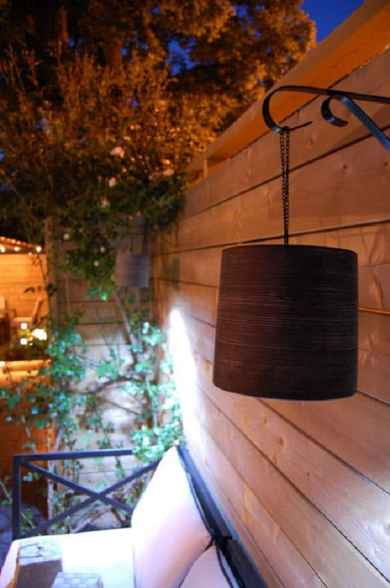 Diy Outdoor Lantern from Clay Pot