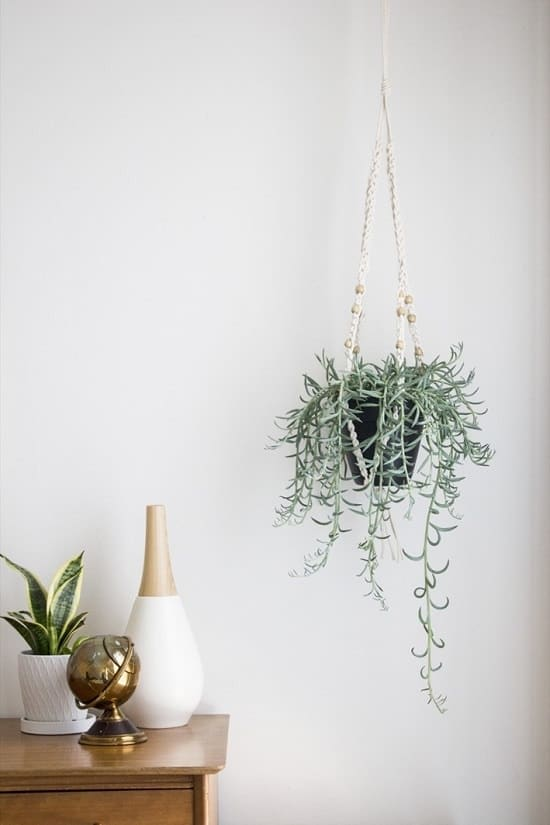 graphic about Free Printable Macrame Plant Hanger Patterns titled 18 (Absolutely free) Do it yourself Crochet Plant Hanger Layouts Balcony Back garden World-wide-web