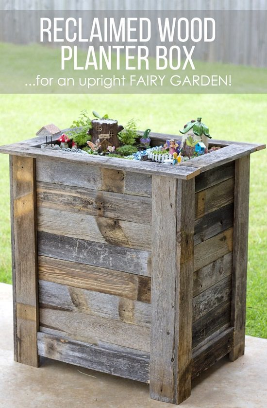 Astonishing 10 Diy Tall Planter Ideas To Increase Your Curb Appeal Download Free Architecture Designs Rallybritishbridgeorg