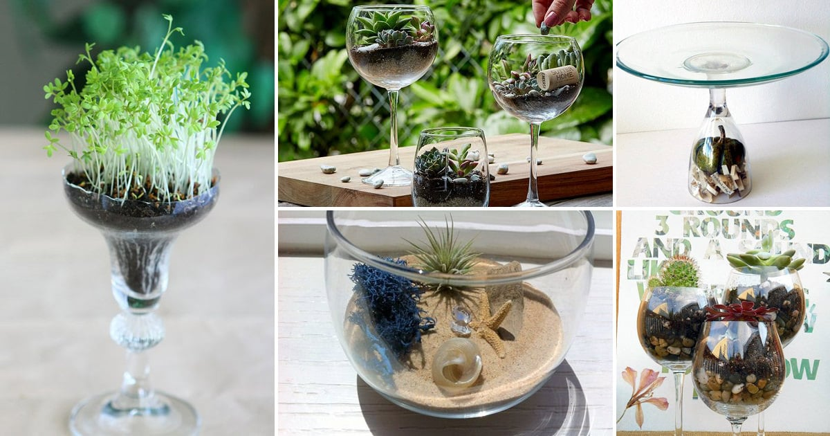 11 Cute Things To Do With Wine Glasses Wine Glasses