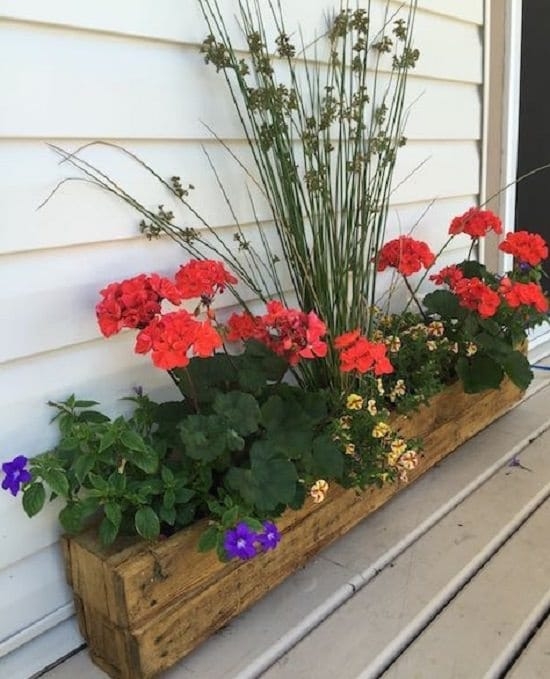 Porch Planters Ideas
