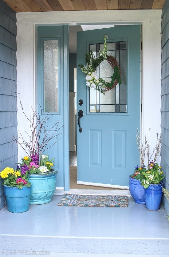 Porch Planter Ideas DIY