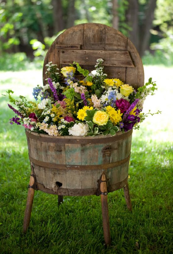 Learn about 17 Best DIY Wine Barrel Planter Ideas that are timeless and suit any planting styles.