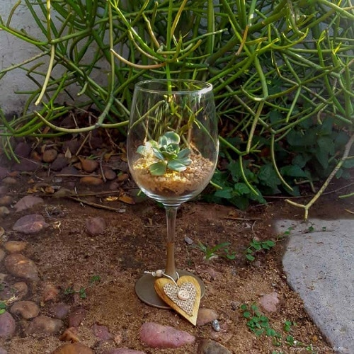Things to Do with Wine Glasses 8