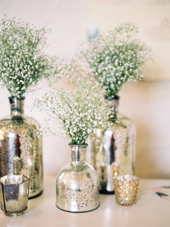 Some of the best DIY Silver Planter Ideas