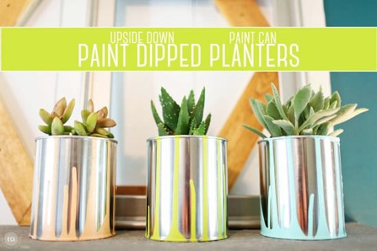 DIY Silver Planter Ideas you can use for your plants