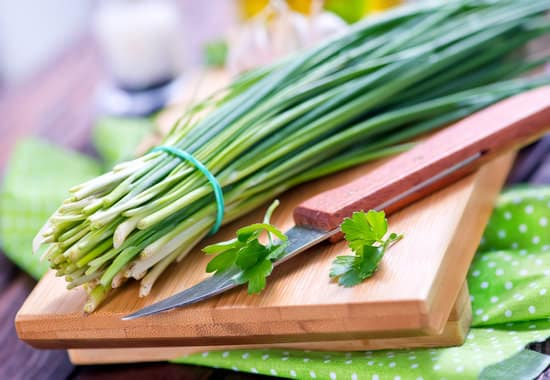 green onion types
