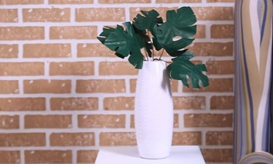 DIY Fake Leaves